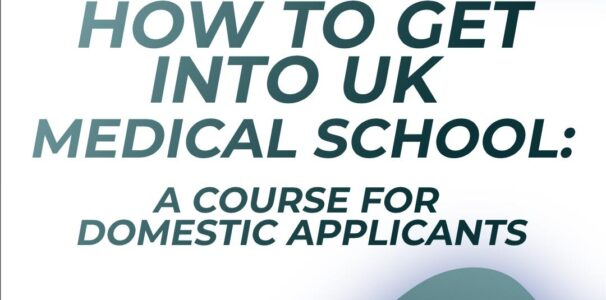 How To Get In: A-Z Course